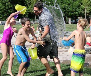 לפנק את הילדים והילדות בקיץ